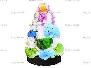 Набор для опытов «Ёлка в кристаллах», разноцветная, 0258, отзывы