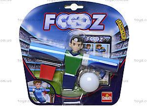 Набор для игры в футбол. голубой, 30420-GL, купить