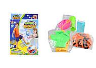 Набор для игры с мыльными пузырями 2в1 , 1728B, цена