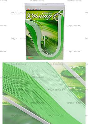 Набор бумаги для квиллинга «Серия Подорожник», 114021