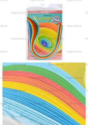 Набор бумаги для квиллинга «Серия Краски», Ц436022У