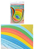 Набор бумаги для квиллинга «Серия Краски», Ц436022У, отзывы
