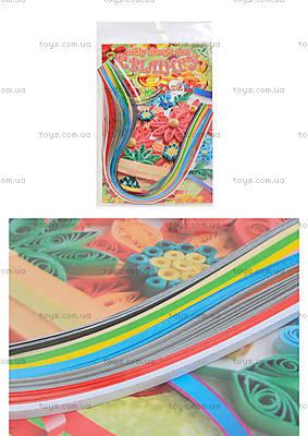 Набор бумаги для квиллинга «Набор №2», 100 полосок, Ц436007У