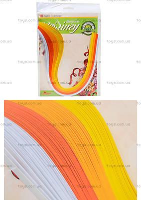 Набор бумаги для квиллинга «Серия Лето», Ц436013У114018