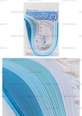 Набор бумаги для квиллинга «Серия Зима», Ц436014Ц114019