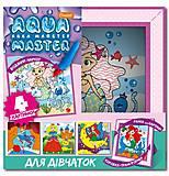 """Набор для рисования водой """"АКВА Мастер"""" для девочек, НТ-05-02, фото"""