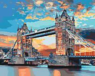 Картина по номерам «Лондонский мост» 40*50 см, КНО3515, отзывы