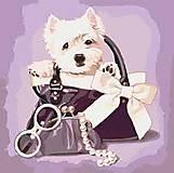 """Рисование по номерам """"Любимый щенок"""" 40х40см, КНО4033, купить"""