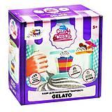 "Набор для творчества ""Candy cream. Gelato"", 75002, фото"