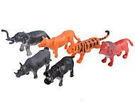 Игровой Набор диких животных (18 штук), SC005, отзывы