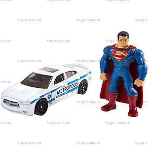 Фигурка-герой с транспортным средством из фильма «Бэтмен против Супермена», DJH27, купить