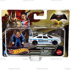 Фигурка-герой с транспортным средством из фильма «Бэтмен против Супермена», DJH27, фото