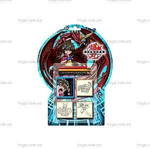 Игровой набор со штампами Bakugan, 11857