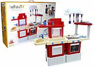 "Набор кухня ""INFINITY basic"" №5 для маленькой хозяйки, 42316"