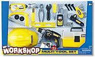 Большой набор игрушечных инструментов, K12760