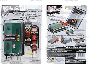 Игровой набор с рампой и скейтбордами, 13807-6013059-TD, фото