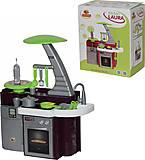 """Набор """"Кухня Laura"""" (плита, мойка, вытяжка, холодильник, духовка), 56313, отзывы"""
