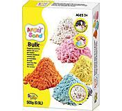 Цветной песок Angel Sand 0.9л, белый, MA07011