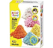 Цветной песок Angel Sand 0.9л, голубой, MA07015, отзывы