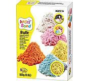Цветной песок Angel Sand 0.9л, желтый, MA07012, отзывы