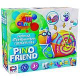 "Набор для лепки ""Pino Friend: Динозаврик Райли"" , 70037, фото"