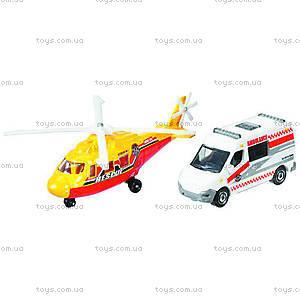 Набор Matchbox «Самолет и машинка», CHB92, купить