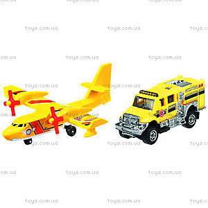 Набор Matchbox «Самолет и машинка», CHB92, фото