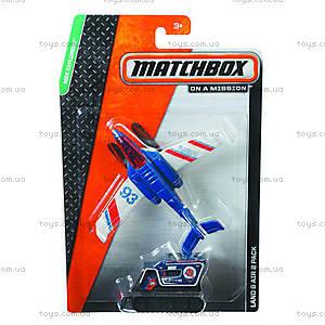 Набор Matchbox «Самолет и машинка», CHB92