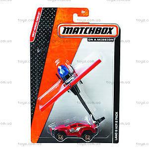 Набор Matchbox «Самолет и машинка», CHB92, цена