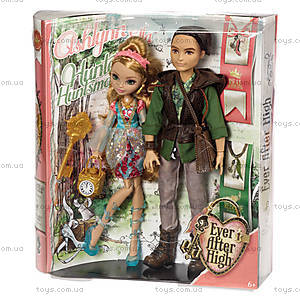 Набор кукол Ever After High «Хантер и Эшлин», CBX79