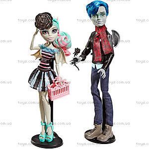 Набор кукол Monster High «Любовь в Скариже», CGH17