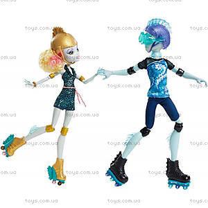 Набор кукол Monster High «Лагуна и Гил», CJC47, купить