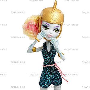 Набор кукол Monster High «Лагуна и Гил», CJC47, фото