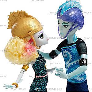 Набор кукол Monster High «Лагуна и Гил», CJC47, отзывы