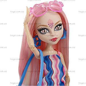 Набор кукол «Монстро-знаменитости в Лондуме» Monster High, CGF51, отзывы