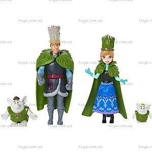 Набор мини-кукол «Свадьба» из м/ф «Холодное сердце», DFR79, купить