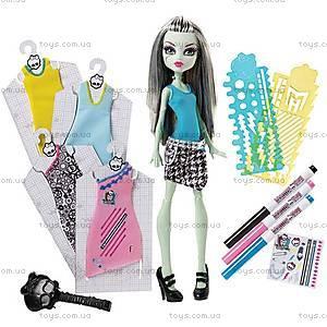 Игровой набор Monster High «Модный Бутик Фрэнки», DNM27