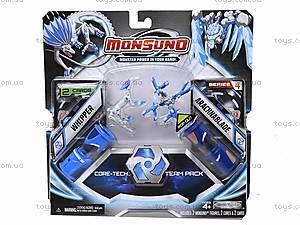 Игровой набор Monsuno Core-Tech Whipper и Arachnablade W4, 34439-42933-MO