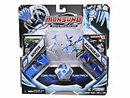 Игровой набор Monsuno Core-Tech Whipper и Arachnablade W4, 34439-42933-MO, отзывы