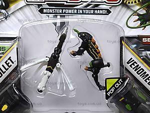 Игровой набор Monsuno Storm Black Bullet и Venomeleon W4, 34439-42935-MO, купить