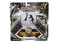 Игровой набор Monsuno Storm Black Bullet и Venomeleon W4, 34439-42935-MO