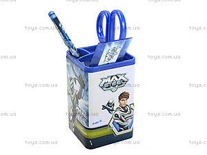 Набор настольный канцтоваров Kite серии Max Steel, MX14-214K, отзывы