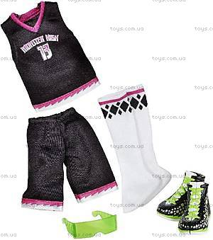 Набор спортивной одежды Monster High, W8695, купить