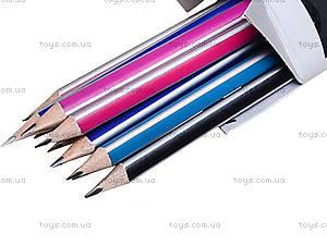 Набор графитных карандашей Marco, 12 штук, 9001EM-12CB, купить