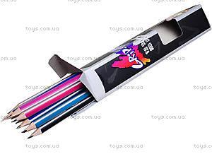 Набор графитных карандашей Marco, 12 штук, 9001EM-12CB, фото