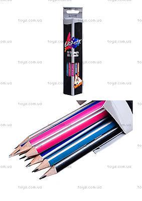 Набор графитных карандашей Marco, 12 штук, 9001EM-12CB