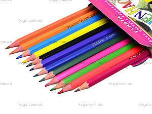Набор карандашей Chenhao, 12 штук, 51616-TK158-12, купить