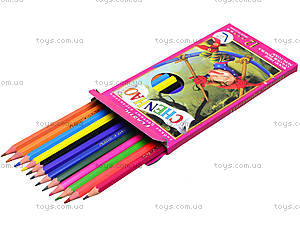 Набор карандашей Chenhao, 12 штук, 51616-TK158-12, фото
