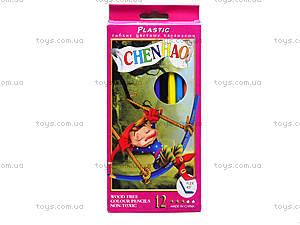 Набор карандашей Chenhao, 12 штук, 51616-TK158-12, отзывы
