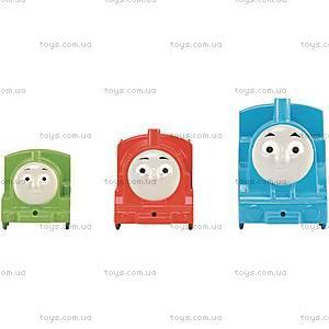 Набор паровозиков «Cкладывай и соединяй» из серии «Томас и друзья», CDN14, купить